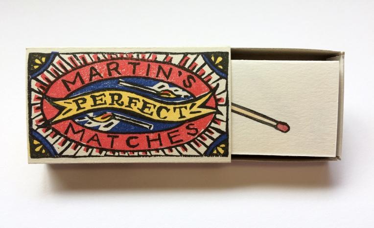 Ruth Martin-MARTIN'S PERFECT MATCHES